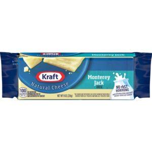 Queso Kraft Monterey Jack, 8 oz