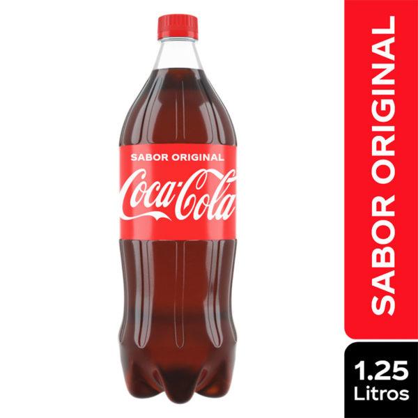 Refresco Coca Cola, 1.25 L