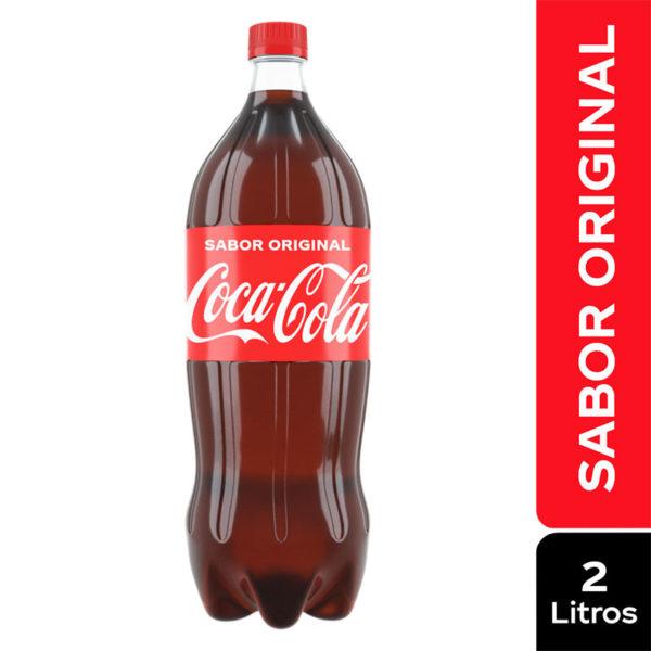 Refresco Coca Cola, 2 L