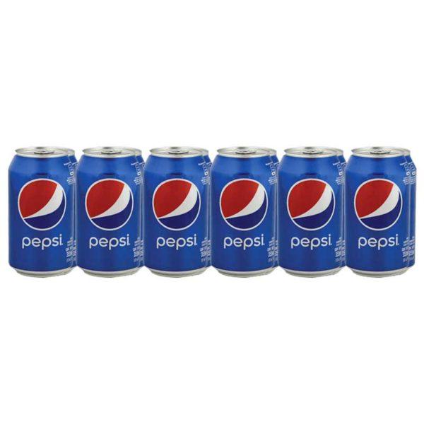 Refresco Pepsi, 12 oz Lata (24 uds)