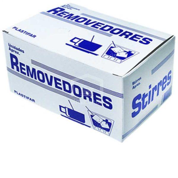 """Removedores Plásticos para Bebidas 5"""" (1000 uds)"""