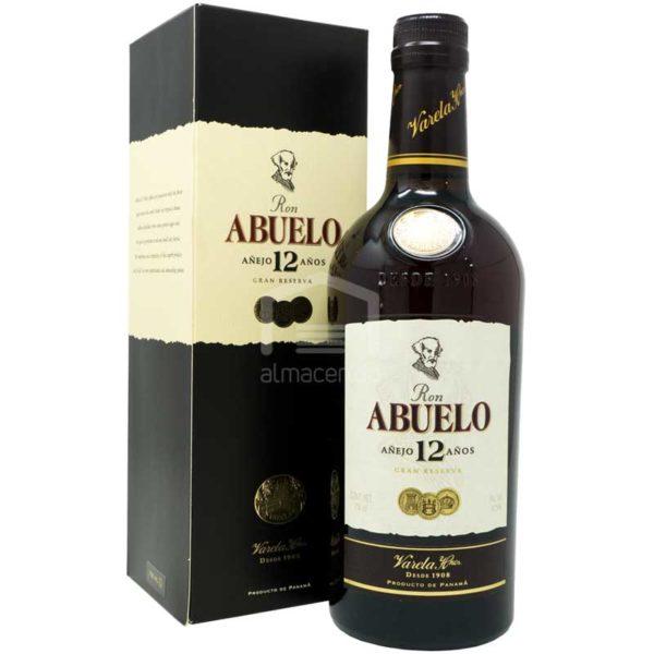 Ron Abuelo 12 Años, 750 ml