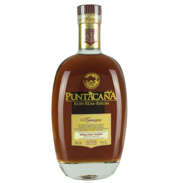 Ron Punta Cana Club Tesoro, 700 ml