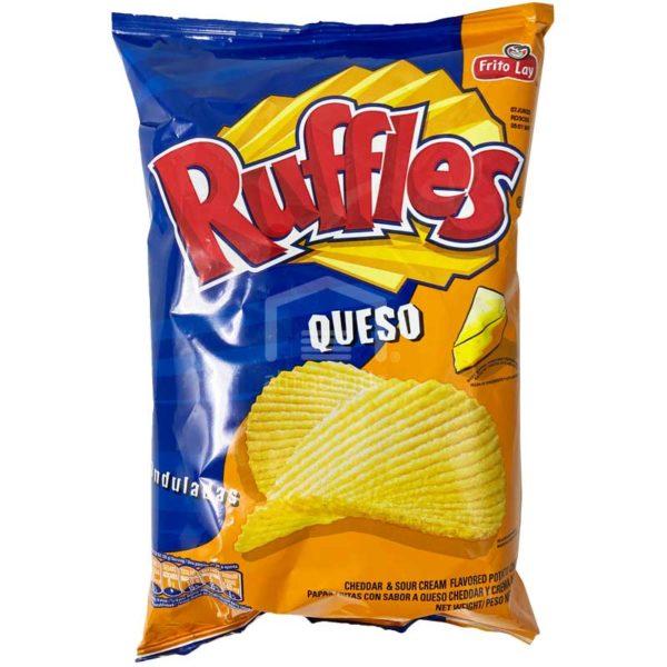 Ruffles Cheddar, 90 g