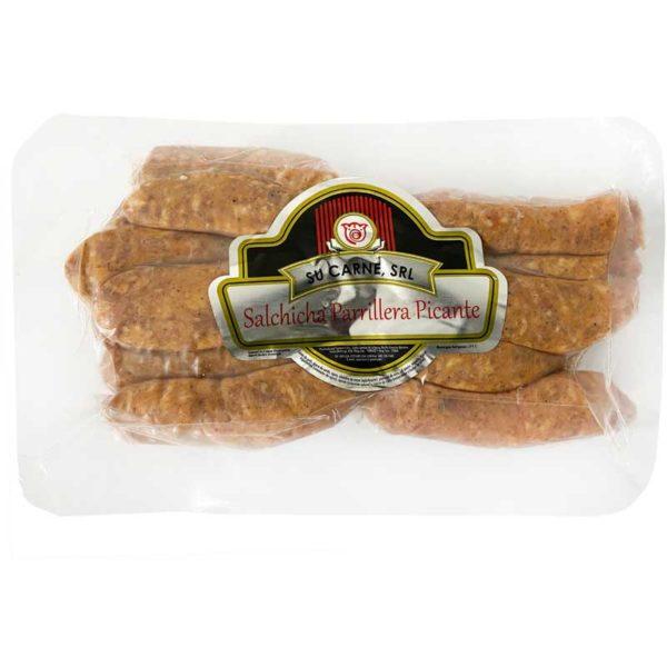 Salchicha Su Carne Parrillera Picante, 1 lb