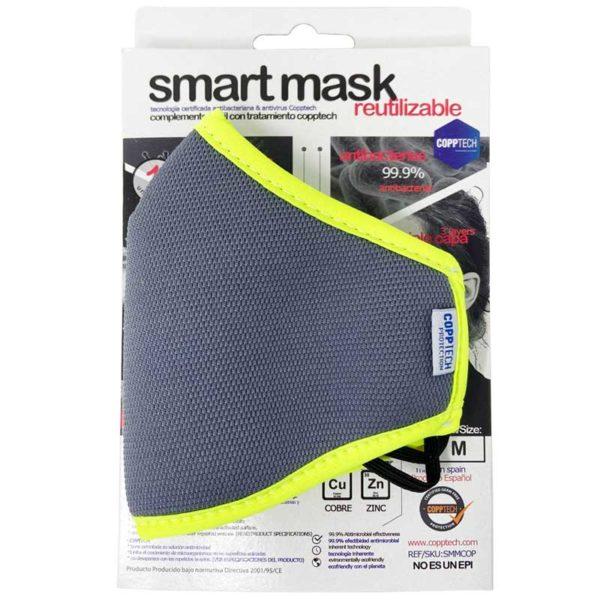 Smart Mask CoppTech