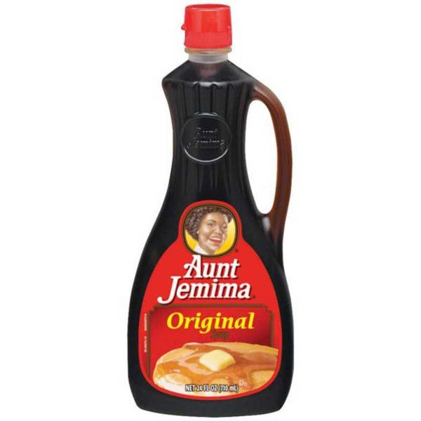 Syrup Original Aunt Jemima, 24 oz