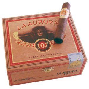 Tabaco La Aurora 107 Ecuador Robusto (1 ud)