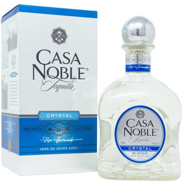 Tequila Casa Noble Crystal, 750 ml