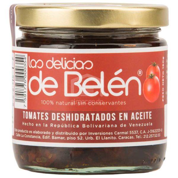 Tomates Deshidratados en Aceite Las Delicias de Belén
