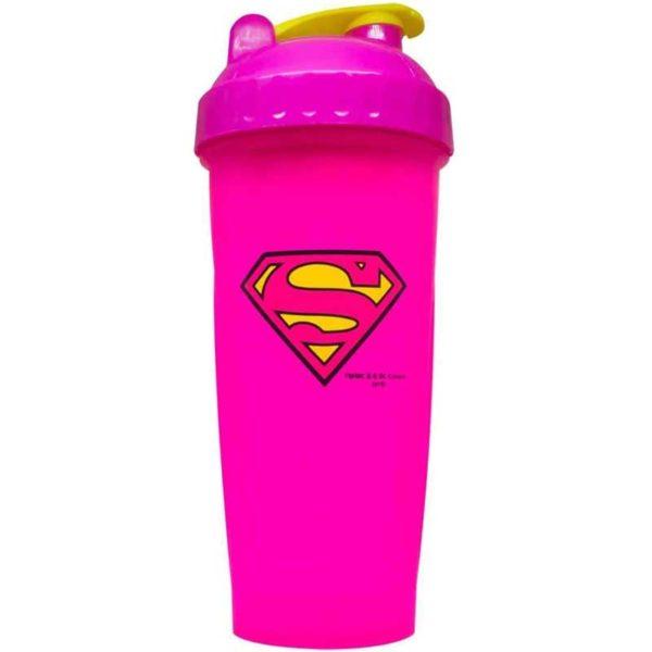 Vaso Agitador PerfectShaker Hero Series Supergirl, 28oz