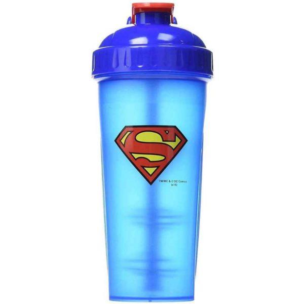 Vaso Agitador PerfectShaker Hero Series Superman, 28oz