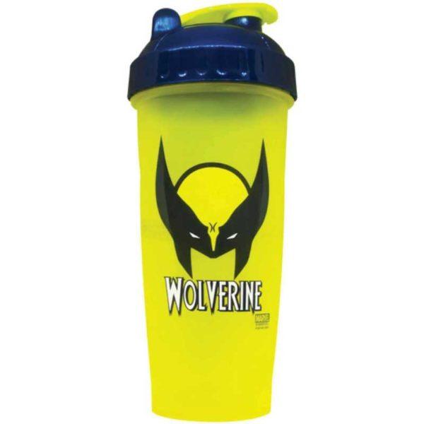 Vaso Agitador PerfectShaker Hero Series Wolverine, 28oz