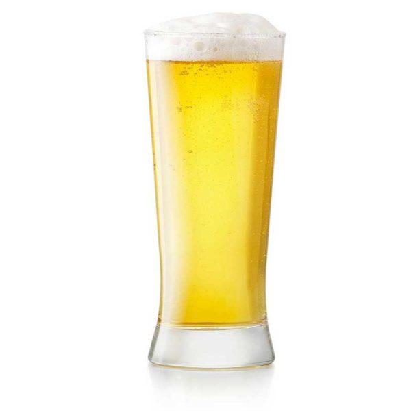 Vasos Cervecero Crisa, 12 oz (3 uds)