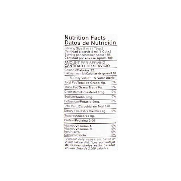 Vinagre Constanza Natural, 1 gal