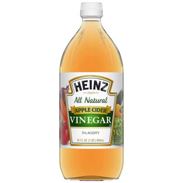Vinagre Heinz Sidra de Manzana, 32 oz