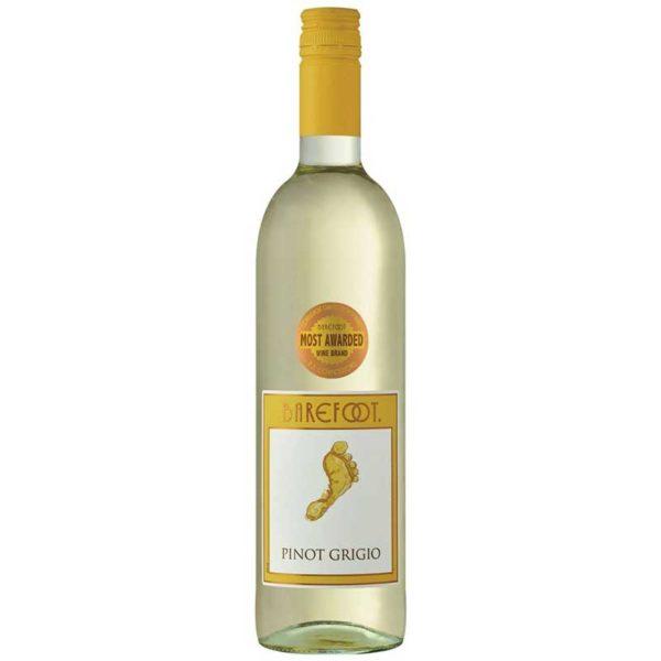 Vino Barefoot Pinot Grigio, 750 ml
