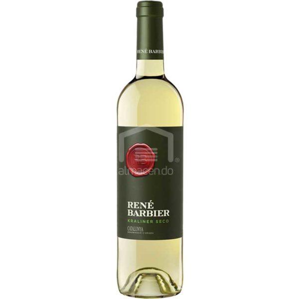Vino Blanco René Barbier Kraliner Seco 2018, 750 ml