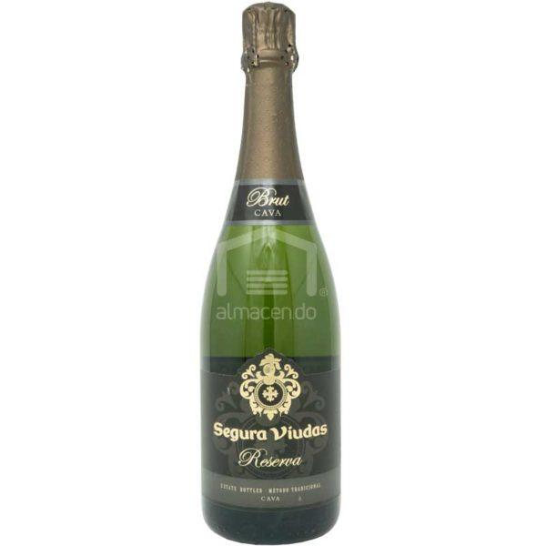 Vino Espumante Segura Viudas Brut Reserva, 750 ml