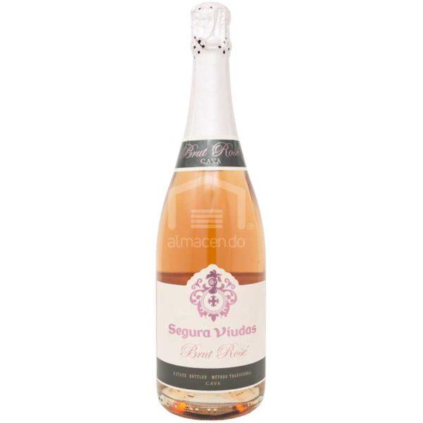 Vino Espumante Segura Viudas Brut Rose, 750 ml