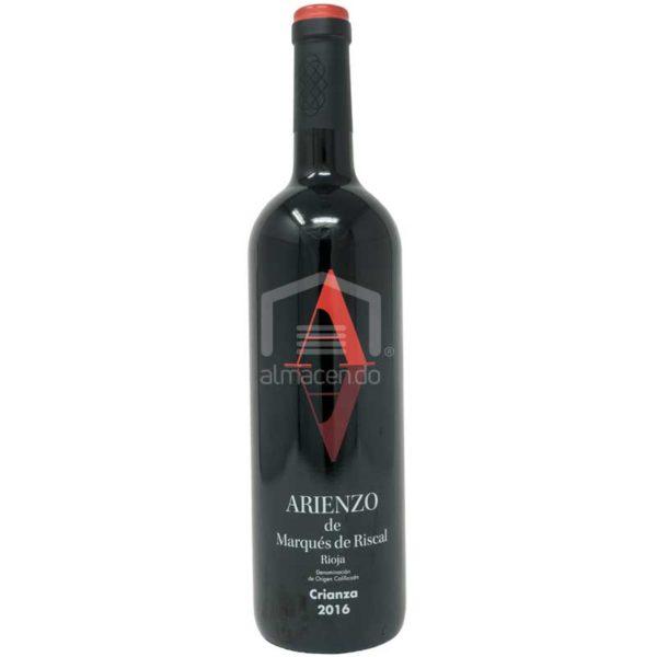 Vino Tinto Arienzo De Marques De Riscal, 750 ml
