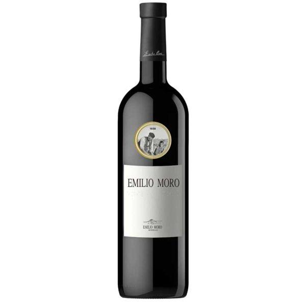 Vino Tinto Emilio Moro Tempranillo, 750 ml
