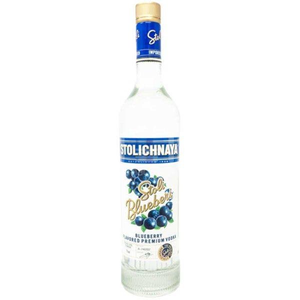 Vodka Stolichnaya Blueberi, 750 ml
