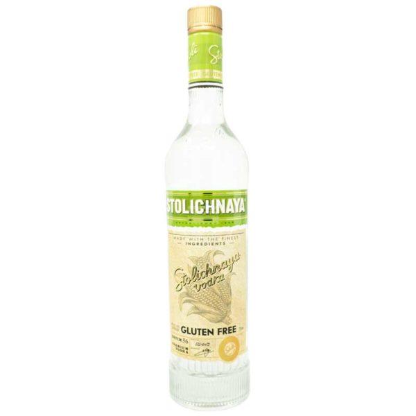 Vodka Stolichnaya Gluten Free, 750 ml