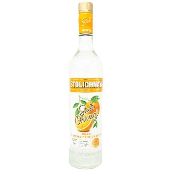Vodka Stolichnaya Ohranj, 750 ml