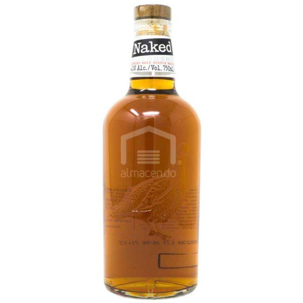 Whisky Escocés Naked Grouse, 750 ml