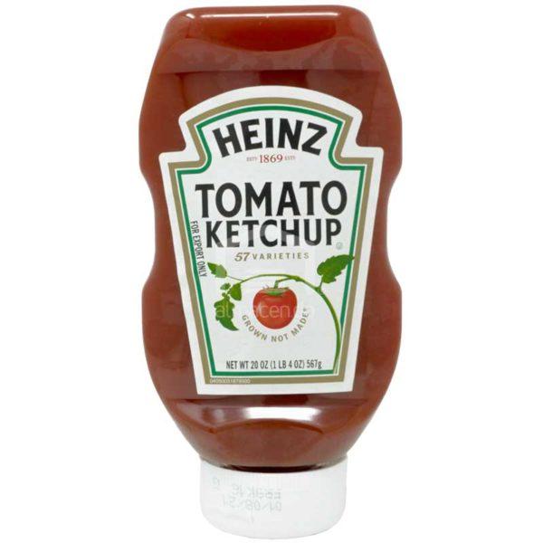 Ketchup Regular Heinz, 20 oz
