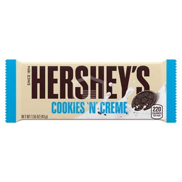 Chocolate Hershey's Galletas y Crema, 1.55 oz