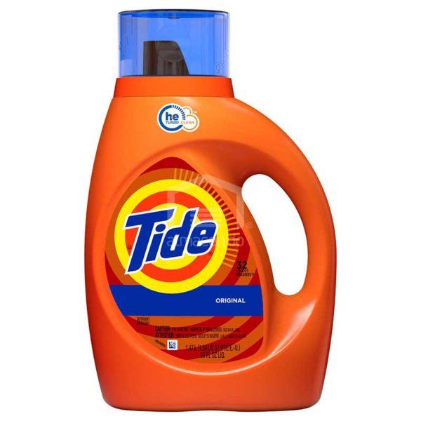 Detergente Líquido Tide Original, 50 oz