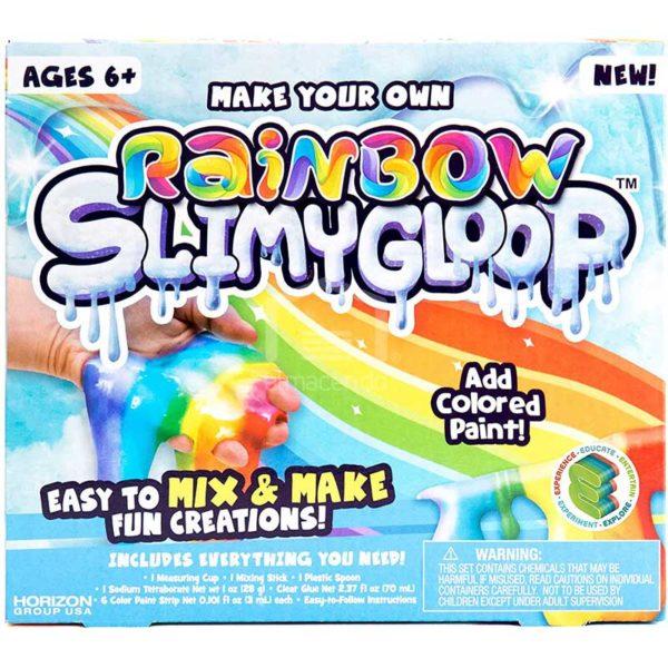 Rainbow Slimygloop