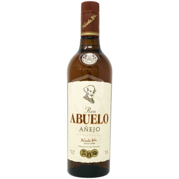 Ron Abuelo Añejo, 750 ml