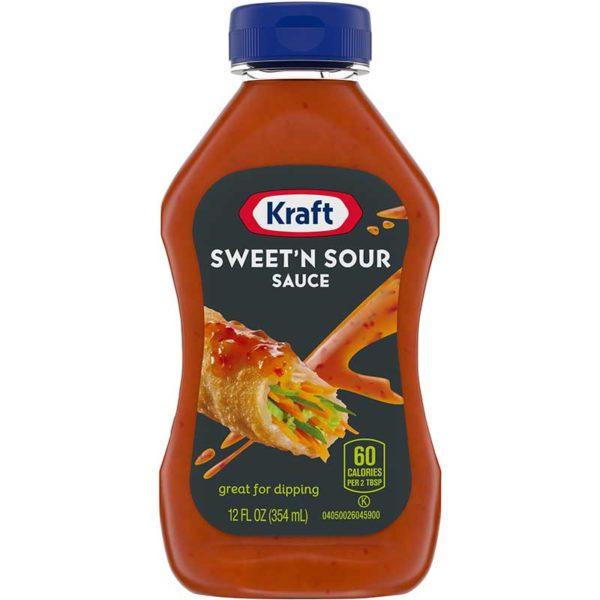 Salsa Kraft Agridulce, 12 oz