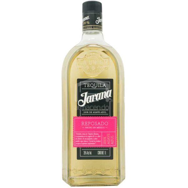 Tequila Jarana Reposado, 1L