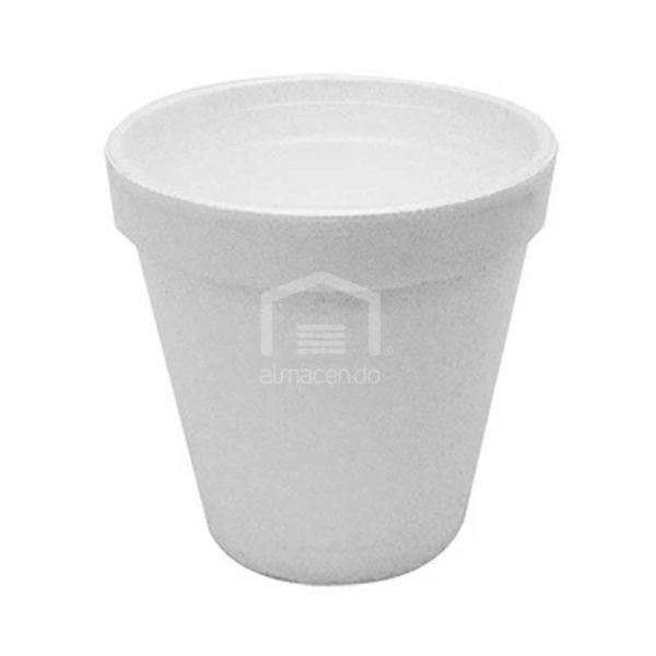 Vasos Desechables de Foam 4 oz Plastifar, Caja (20 x 50 uds)