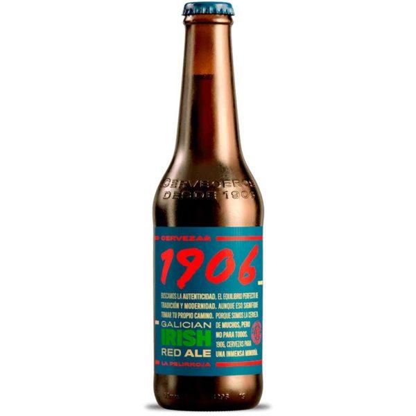 Cerveza 1906 Galician Irish Red Ale, 11.2 oz