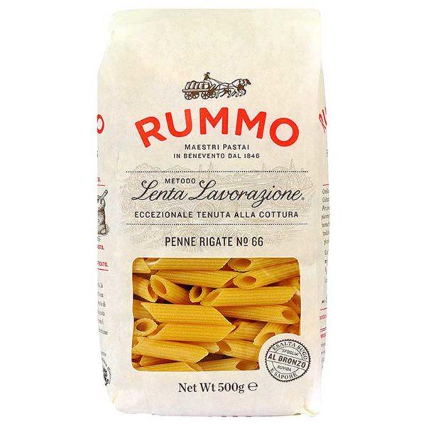 Pasta Rummo Penne Rigate Nº 66, 1.1 lb