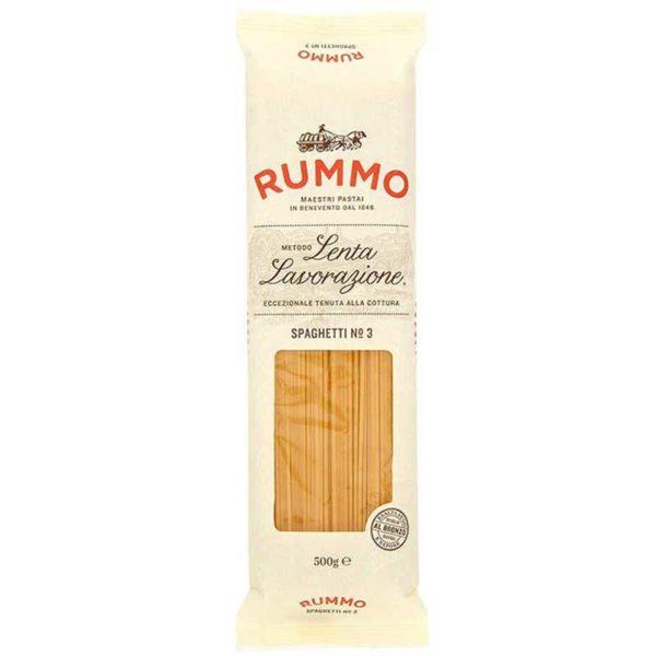 Pasta Rummo Spaghetti Nº 3, 1.1 lb