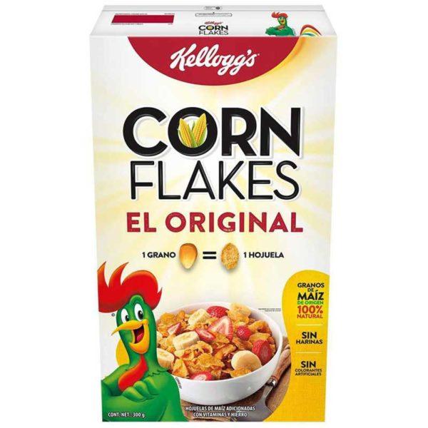 Cereal Kellogg's Corn Flakes, 300 g