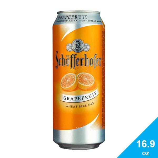 Cerveza Schöfferhofer Grapefruit