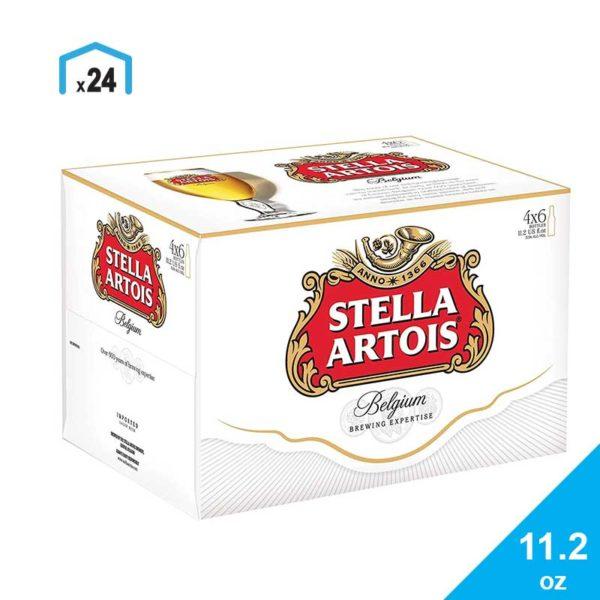 Cerveza Stella Artois, 12 oz