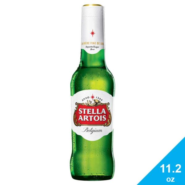 Cerveza Stella Artois, 11.2 oz