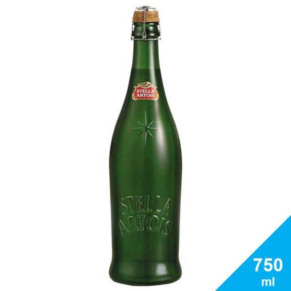 Cerveza Stella Artois, 750 ml