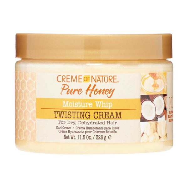 Crema Twisting Creme of Nature Moisture Whip, 11.5 oz