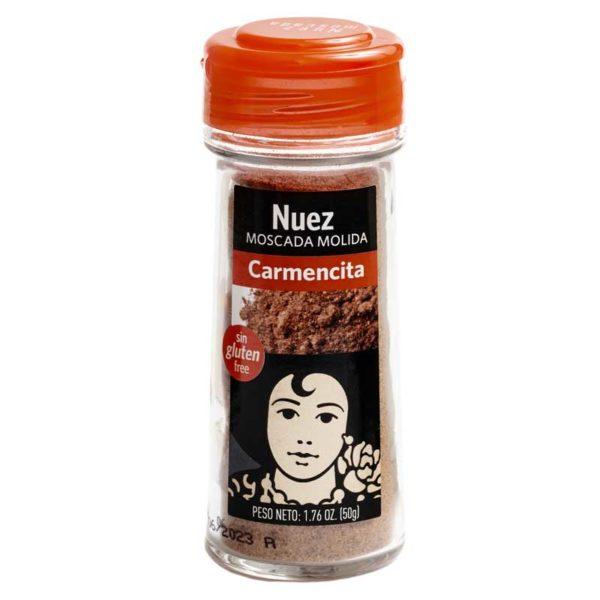 Nuez Moscada Molida Carmencita, 50 g