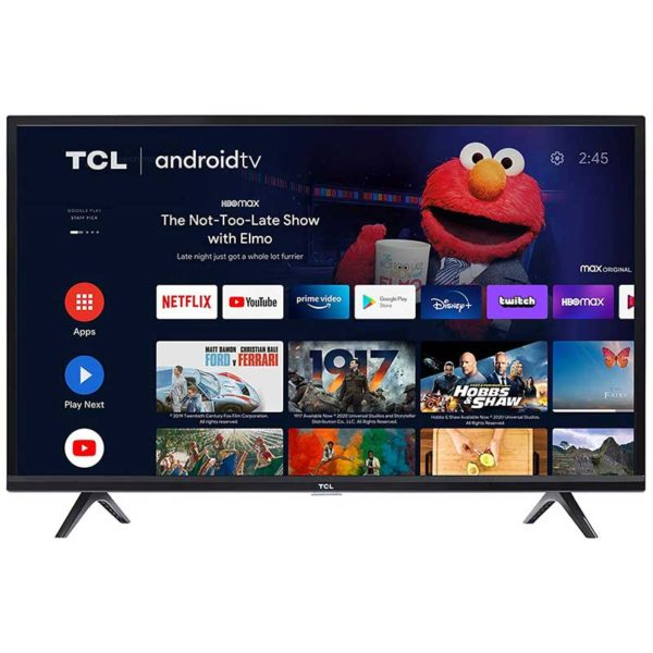 """Televisor TCL Serie 3 LED HD Smart Android TV, 32"""""""