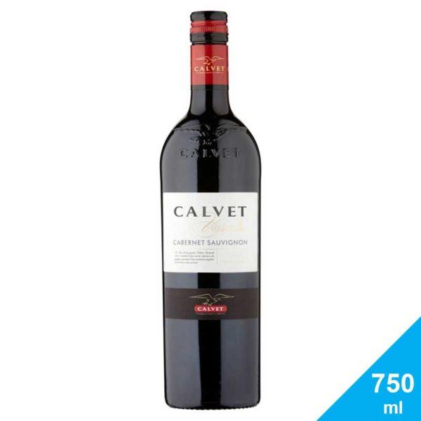 Vino Tinto Calvet Varietals Cabert Sauvignon, 750 ml